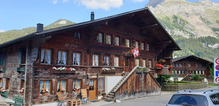 Hotel Alte Post in Grindelwald